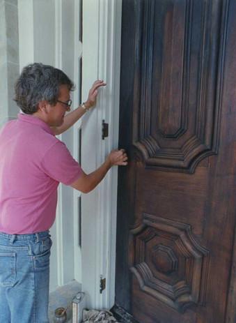 Restoring the Front Door
