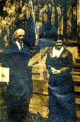Adrian and Minnie Van de Graaff