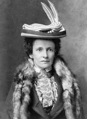 Minnie Cherokee Hargrove Van de Graaff