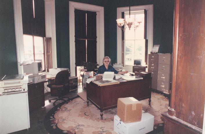 Mrs. Jemison's Office