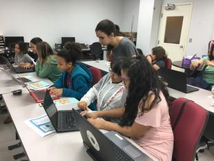 Girl Innovation programming