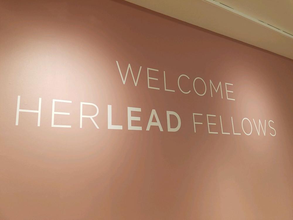 Bienvenida 2019 HERLead Fellows