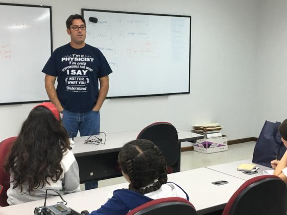 Juan Carlos Ramos mentor