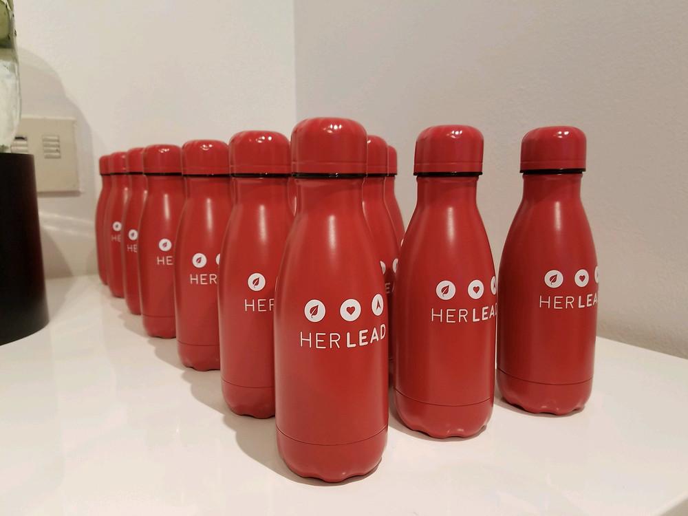 Botellas de Agua Promocionales HERLead