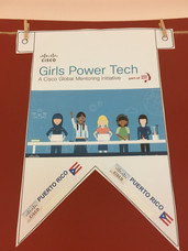 Cisco Girls Power Tech celebration