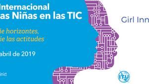 Día de las niñas en las Tecnologías de Información y Comunicación (TIC)