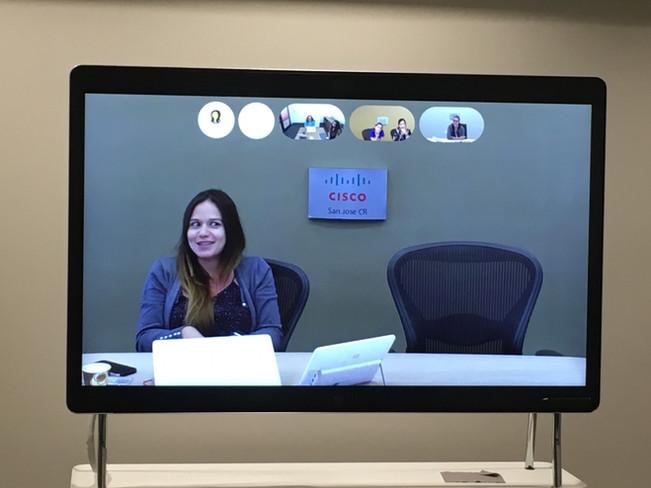 Women in tech - Cisco