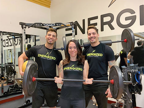 energized fitness & training