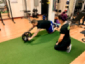 personal training energized fitness