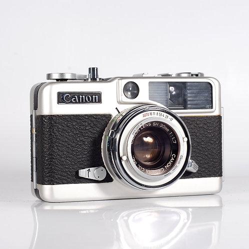 Canon Demi EE17 Half Frame Film Camera