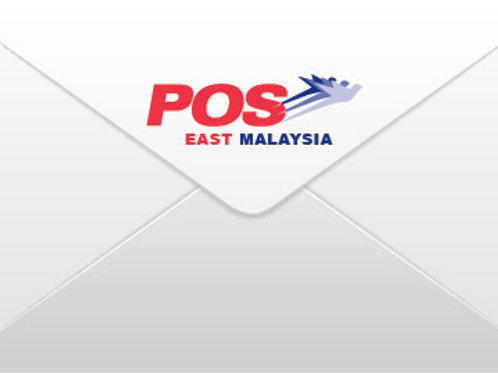 East Malaysia Postage (Return Film Strip)