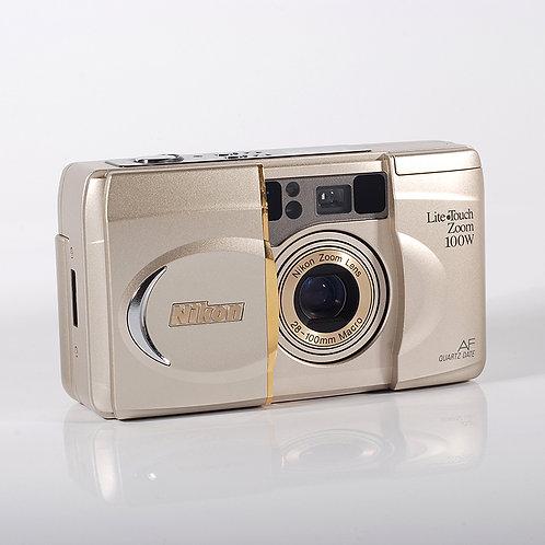 Nikon Lite Touch Zoom 100W QD (New Old Stock)