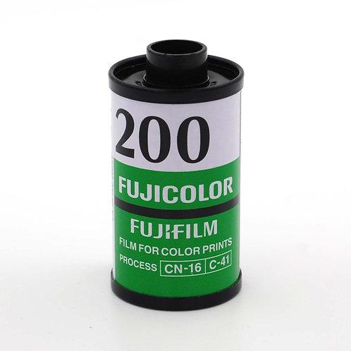 Fuji Color 200