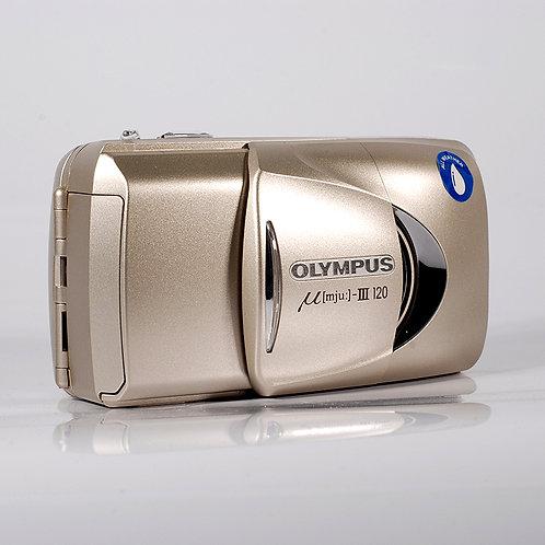 Olympus Mju III 120 (New Old Stock)