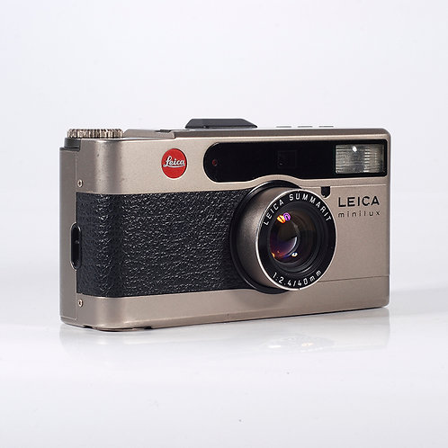 Leica Minilux 40mm F2.4