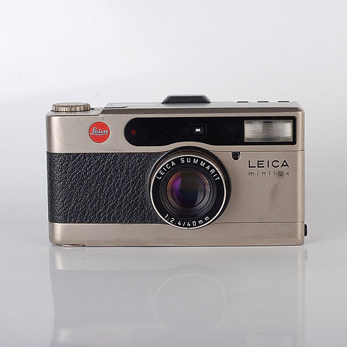 Leica Minilux 40mm F2.4 Data Back Version