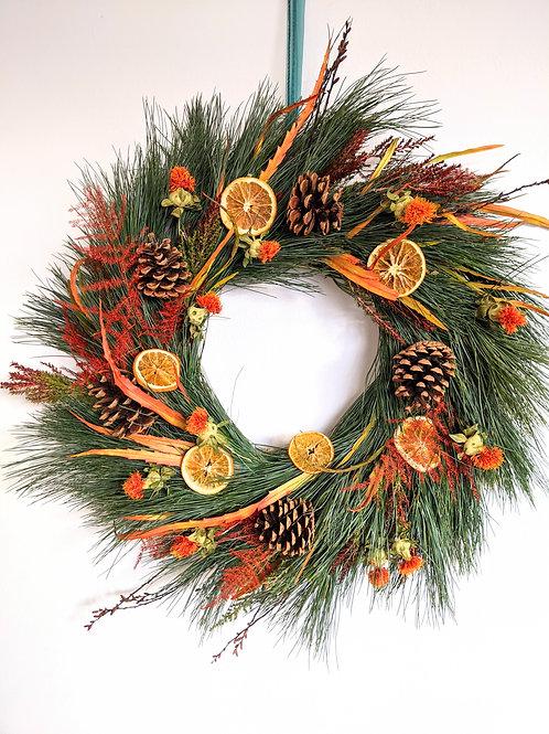 The Kirstie Wreath