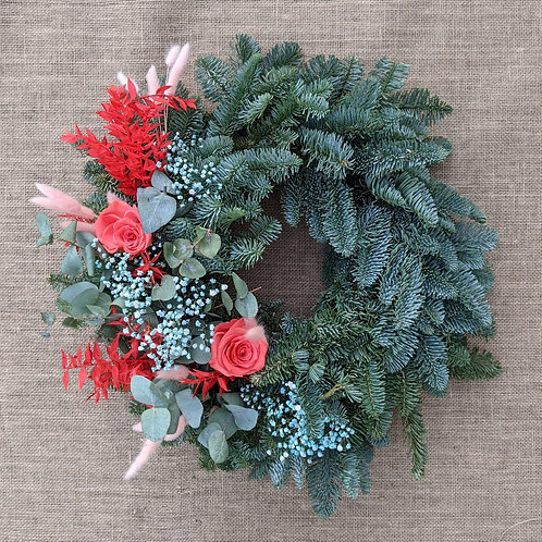 The Priddy Wreath