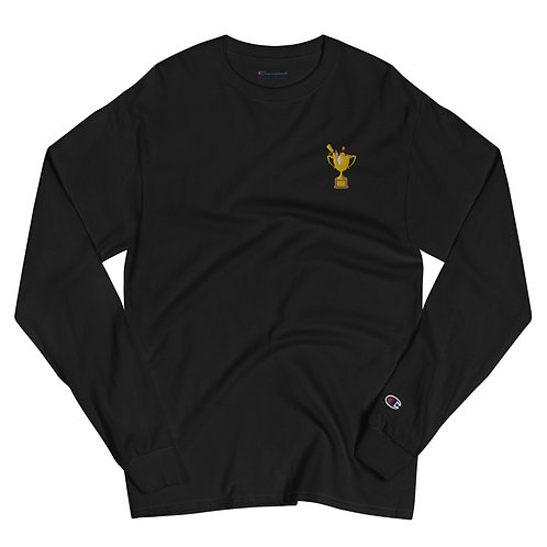 Trophy Collection Long Sleeve Champion
