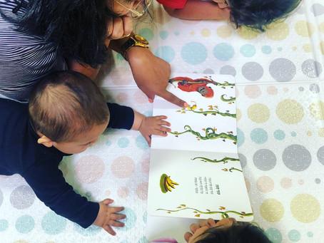 ילד שלישי וספרים...