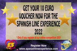 10 Euro Promo Voucher