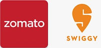 zomato, swiggy online orders integrations