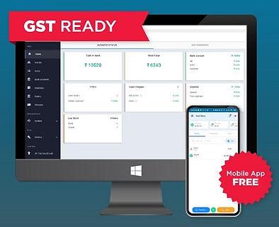 Vyapar App desktop gst billing software