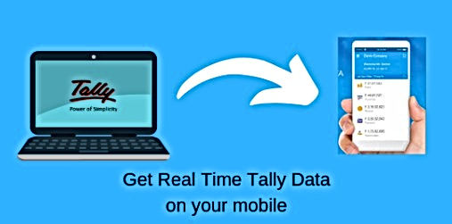 tally on mobile app