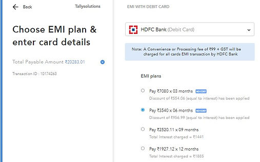 tally emi debit card bank.jpg