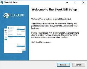 sleekbill download