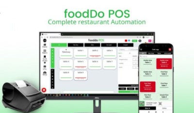 fooddo deskto mobile restaurant billing software