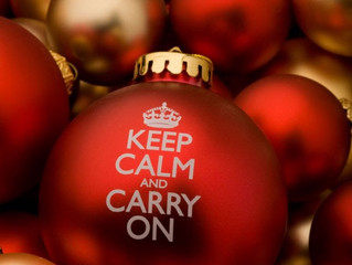 KEEP CALM & CARRY ON HOLIDAY HACKS 2017 #2