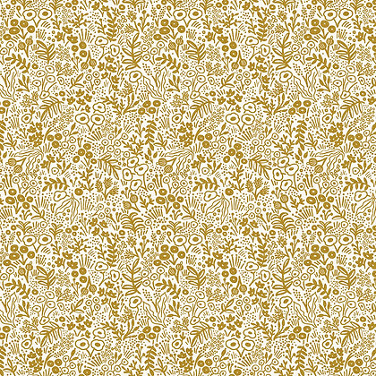 Rifle Paper Co - Metallic Gold Tapestry Lace