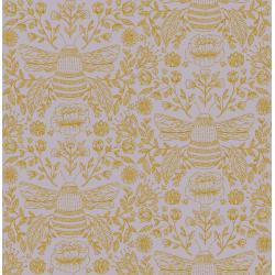 PREORDER - Fat Quarter Bundle - Metallic Summer in the Cotswolds