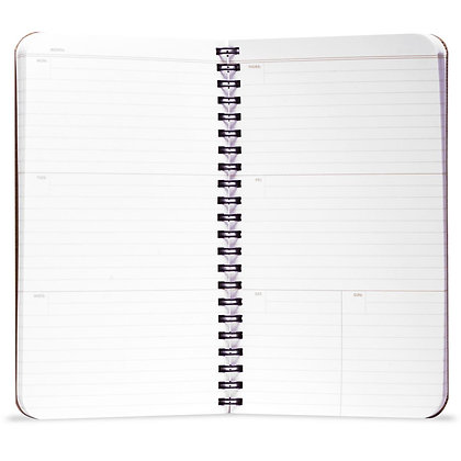 Field Notes Planner - Set of 1, Undated