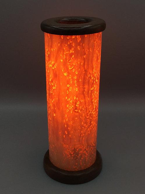 Dryad Lamp: Birdseye Maple