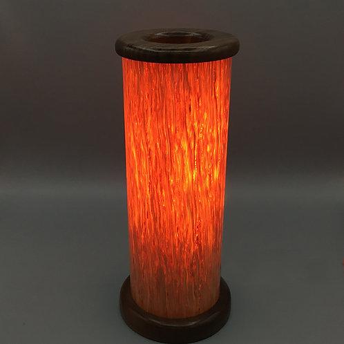 Dryad Wood Lamp: White Oak