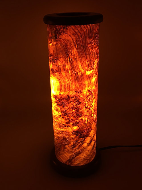 Dryad  Lamp: Smokey Laurel