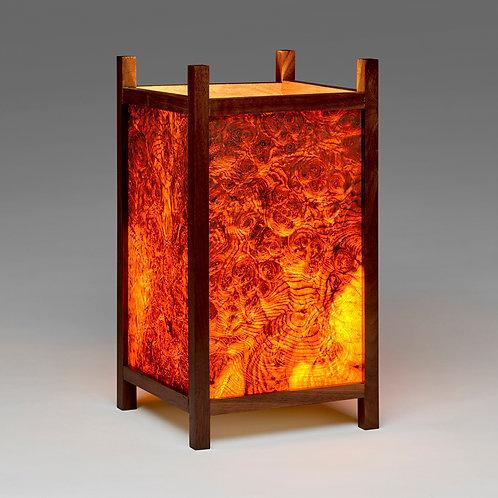 Dryad Lantern (Smokey Laurel Burl)