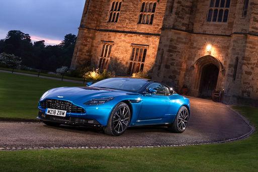 Aston DB11 Leeds Castle.jpg