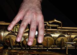 Giorgio Cuscito sax