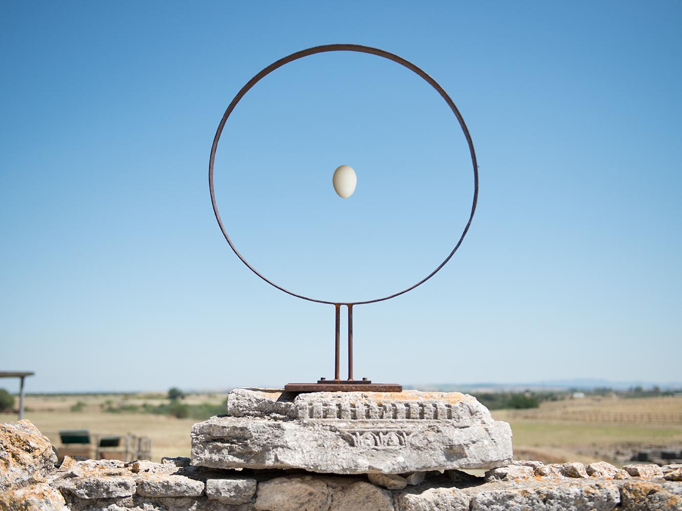 Progetto per Criptoportico (parco archeologico - Vulci)