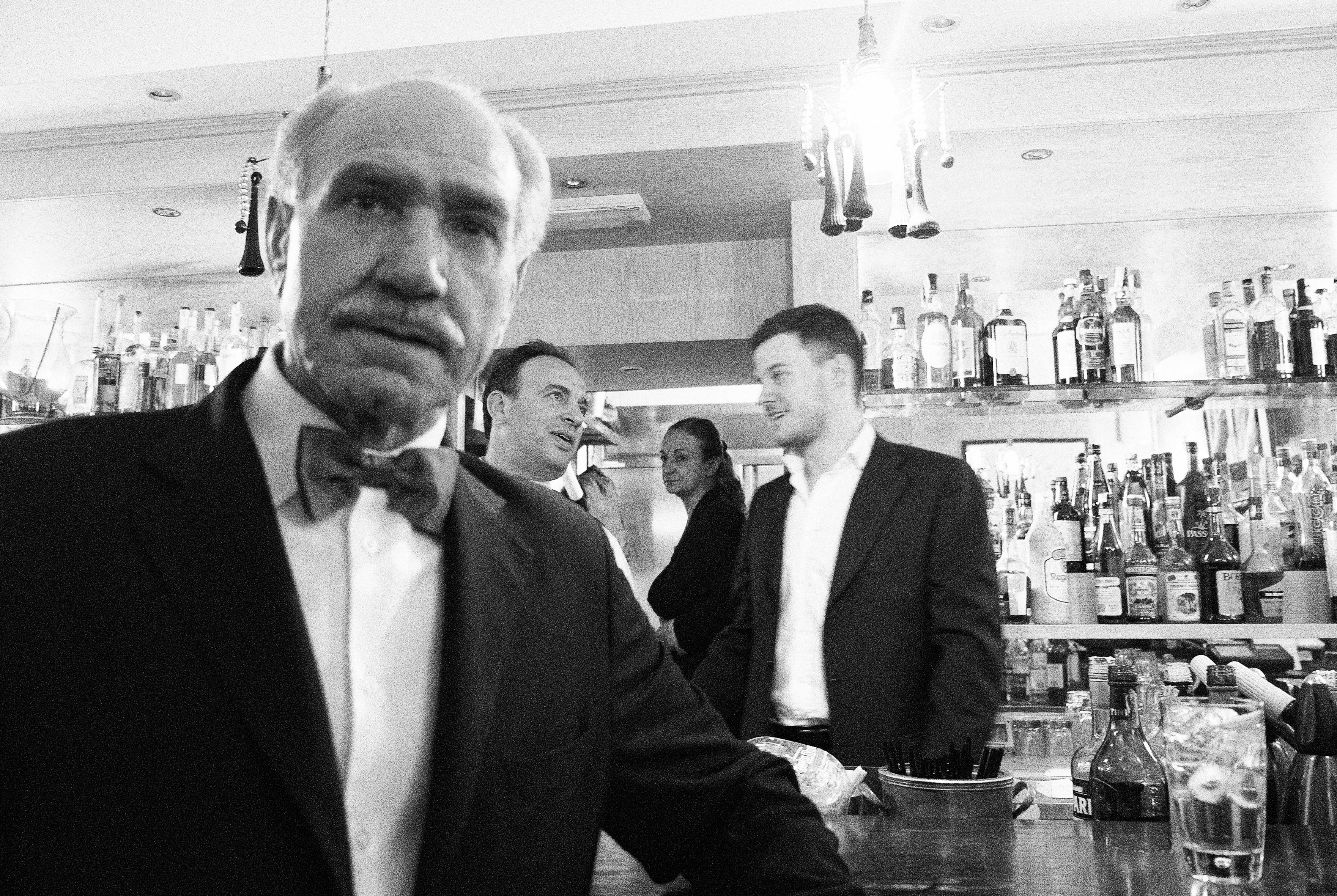 Wine bar Camponeschi staff - Roma