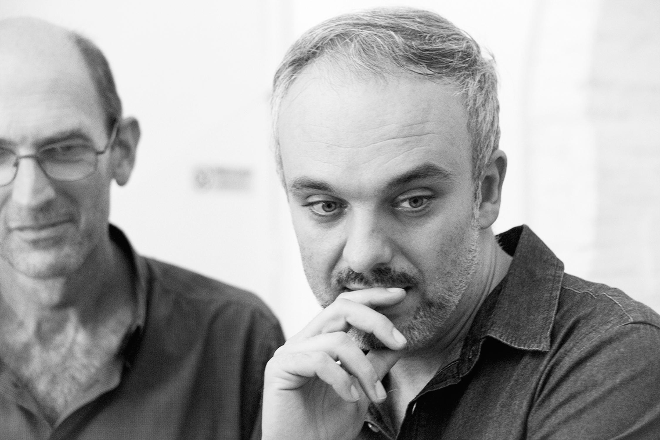 Marco Millia e Alberto Timossi
