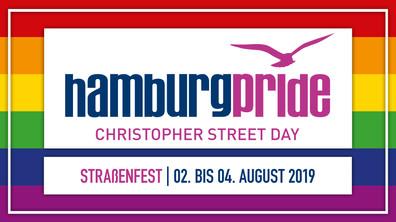 Hamburg Pride Straßenfest