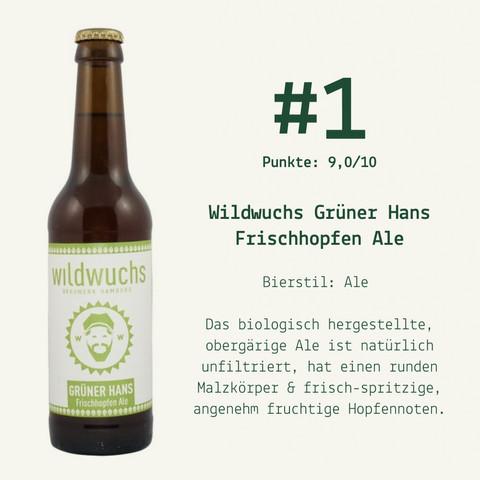 Im Test: 9 Bio-Biere
