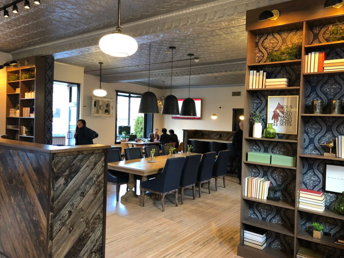 SHIRU CAFE AT AMHERST 9