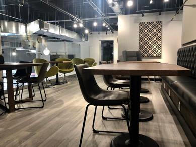 SHIRU CAFE AT YALE UNIVERSITY 4
