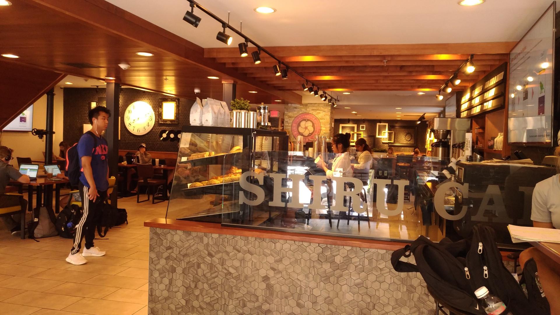 SHIRU CAFE AT BROWN 3