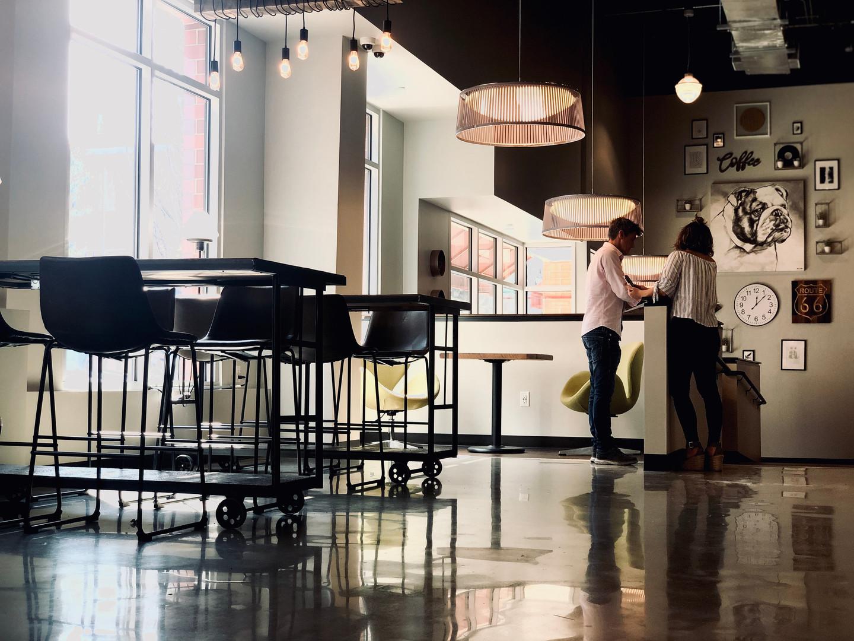 SHIRU CAFE AT YALE UNIVERSITY 3